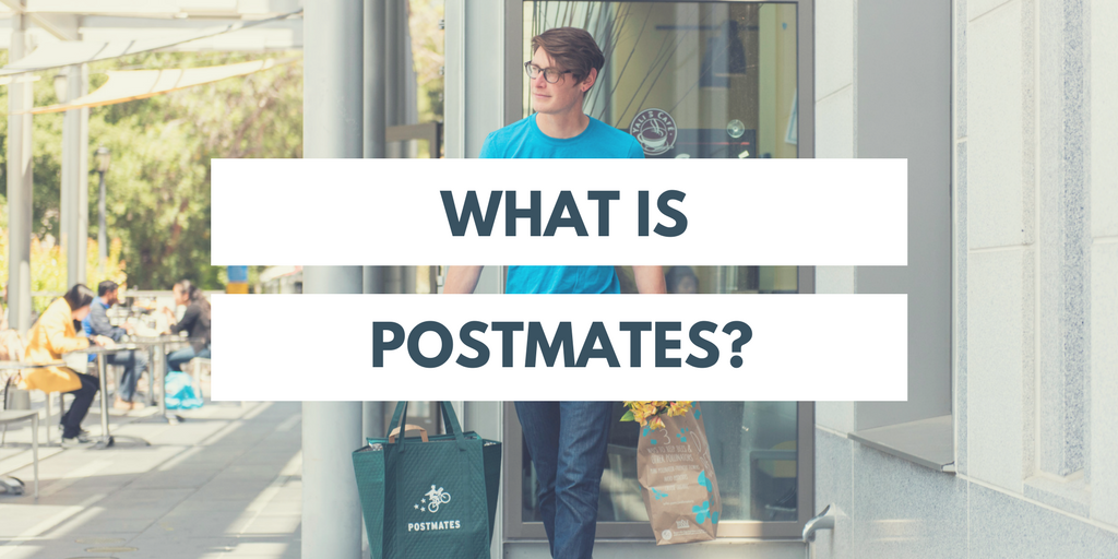 what is postmates