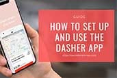 dasher app guide