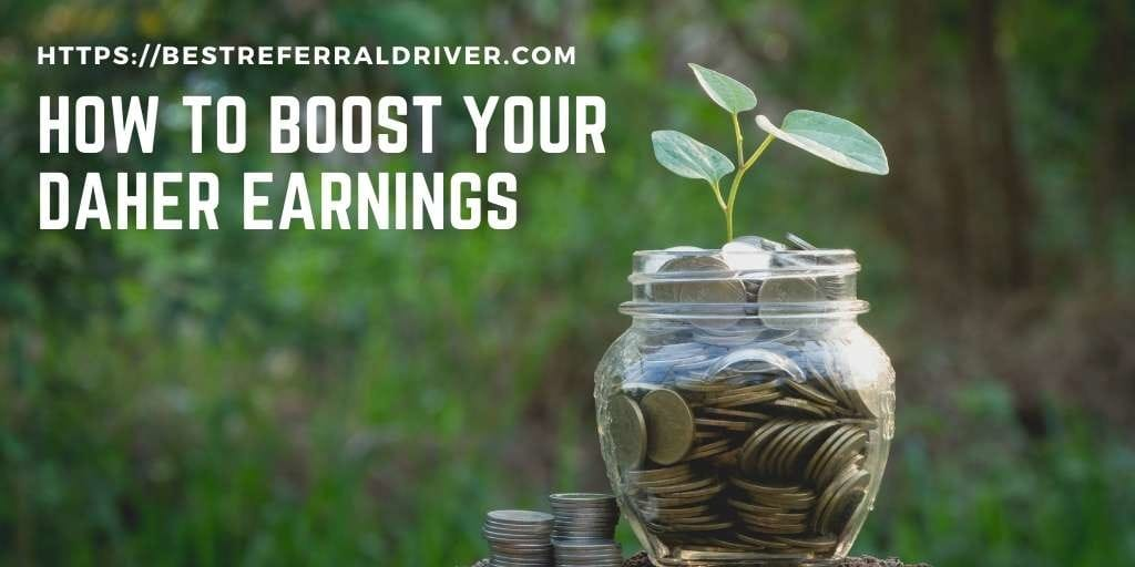 how to boost your dasher earnings