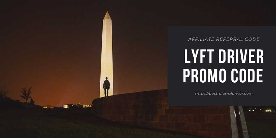 lyft driver sign up bonus washington DC