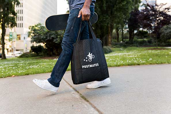 make money with Postmates