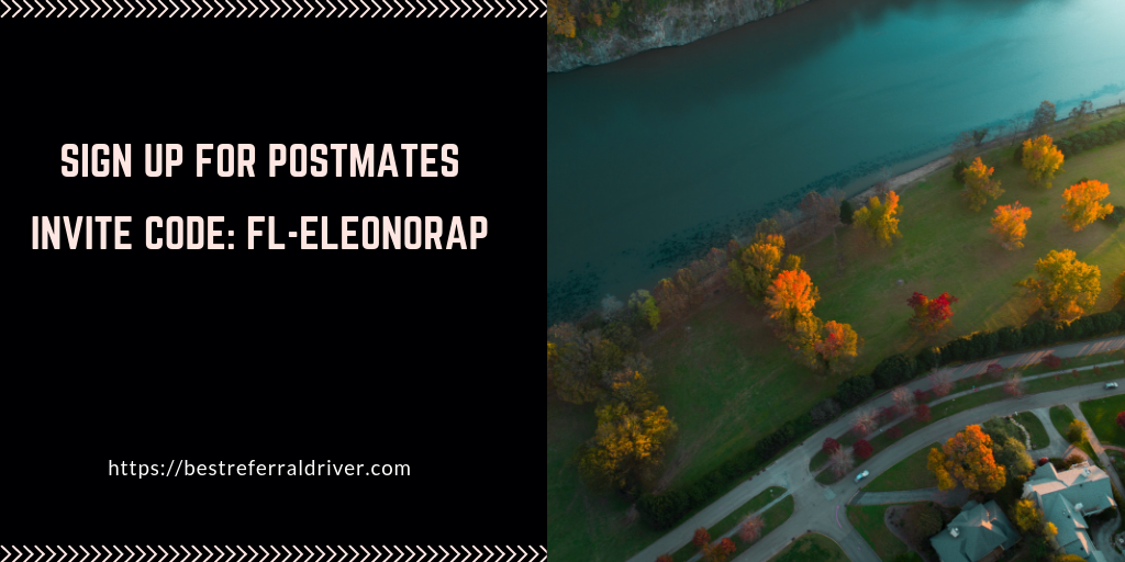 Postmates Sign-up Bonus Knoxville | Referral Code 2019 up to