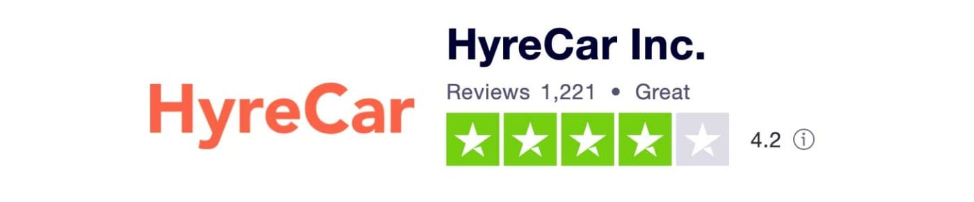 rent out your car with Hyrecar