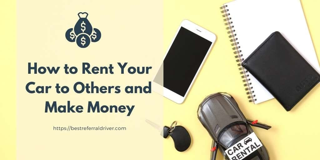 rent out your car