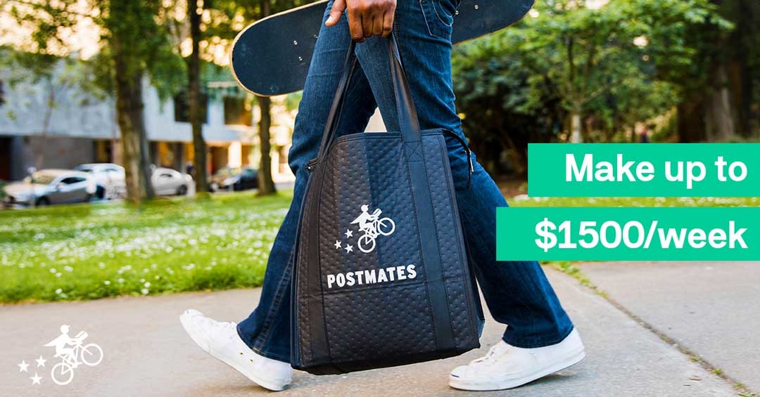 requirements for Postmates