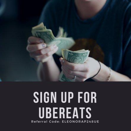 Ubereats Sign up Bonus Dallas - UberEats Invite Code 2019