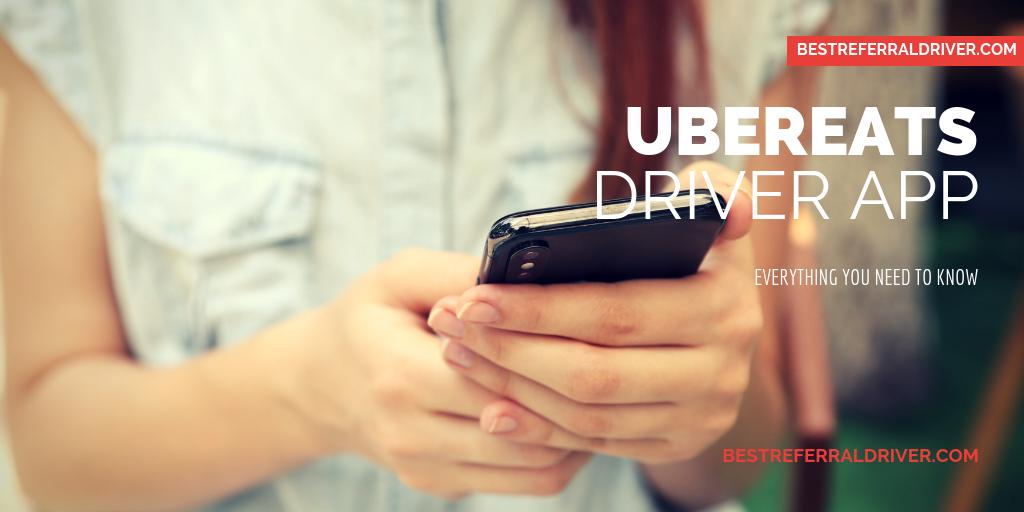 ubereats driver app download