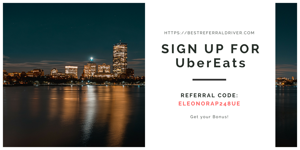 Ubereats Sign up Bonus Boston - UberEats Referral Promo Code 2019