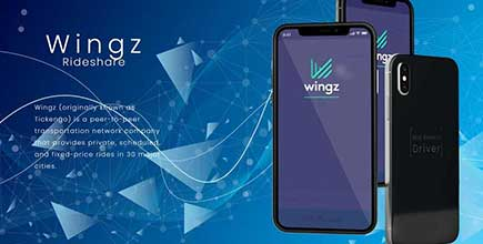 Wingz rideshare review